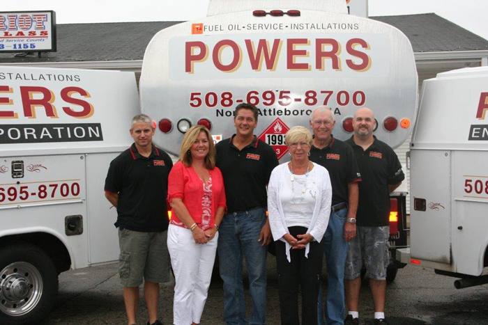 powers energy staff