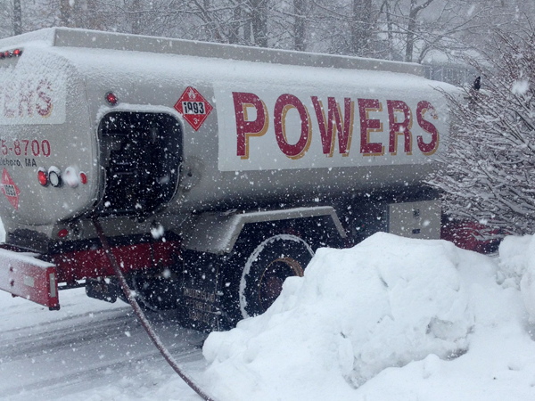 powers heating oil company