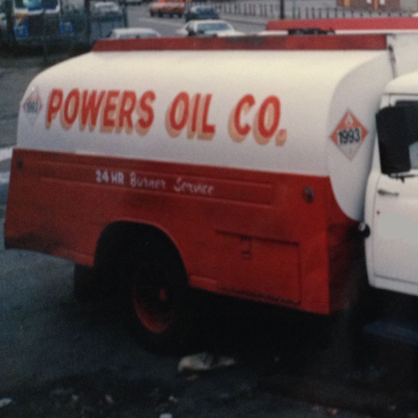 original powers truck