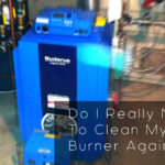 oil burner cleaning