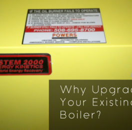 new heating oil boiler