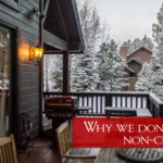 why we don't service non-customers