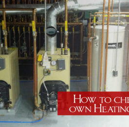 heating system check guide